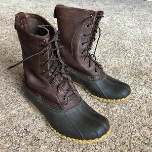LL Bean Maine Hunting Boots